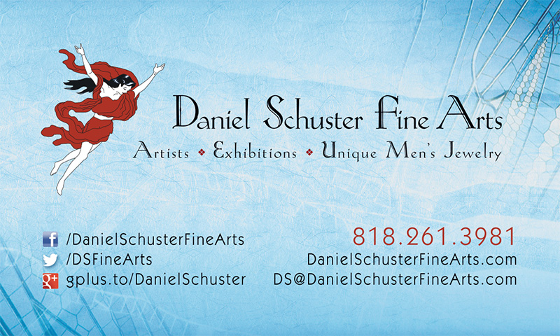 Daniel schuster fine arts la artist rep contact dsfinearts daniel schuster business card colourmoves
